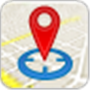 The GeoLocation  UserControl is used to get the current position of the device.