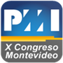 The X PMI Event application show lectures information, speakers data, and other details for the X Montevideo Chapter PMI Event