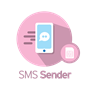 External Object for Android plataform to send SMS without using the external SMS application.