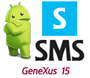 """It allows sending SMS from android without opening the native application of the device, you can send SMS to multiple numbers simply by sending a text string delimited by """";"""" https://youtu.be/yOlg9qa9HUE"""