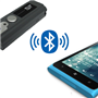 External Object for Android that allows the selection, connection and reception of data through Bluetooth.